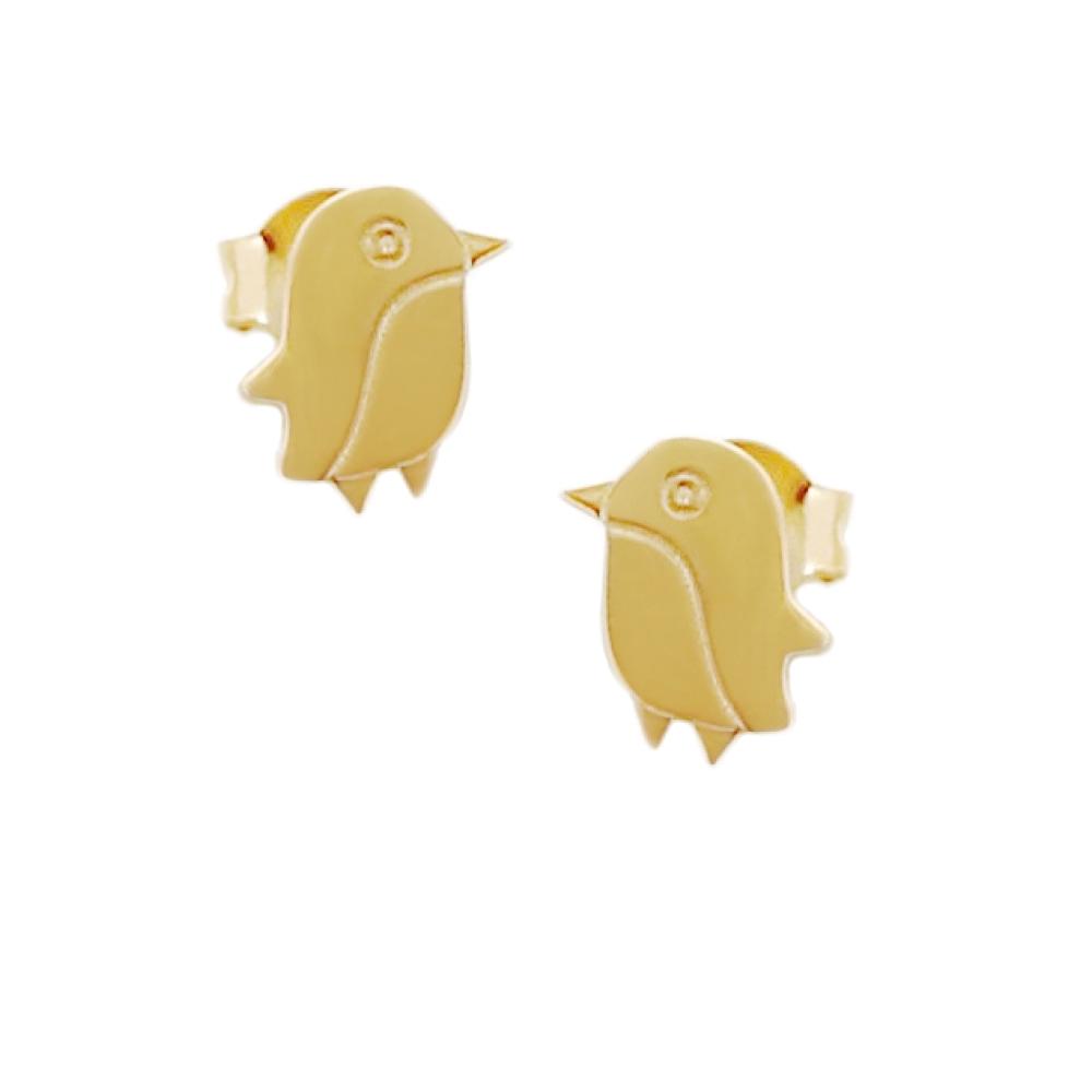 Boucle d'oreille panda en argent 925/1000 - Enfant - Clous d'oreilles | MATY
